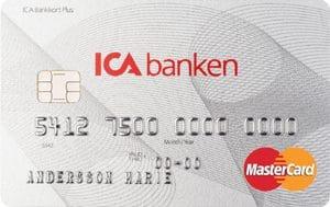 Ica banken kreditkort mastercard
