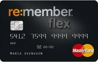 Remember flex Mastercard Kreditkort