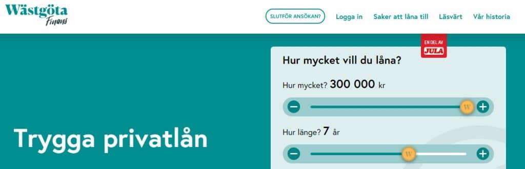 Wästgöta Finans